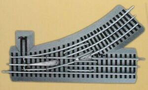 Lionel 6-81252 O O31 FasTrack Manual Left Hand Switch Turnout