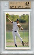 1992 Upper Deck Minors #5 Derek Jeter BGS 9.5 RC NY Yankees 696 hits away 4000