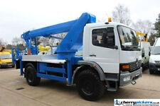Mercedes-Benz 4x4 Commercial Lorries & Trucks