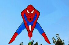 Spiderman Kite with Handle Line Outdoor Flying Toys Kites for Children Adults