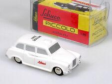 Schuco 50584601 Piccolo Austin FX 4 juguetes feria 2007 1/90 OVP 1310-29-44