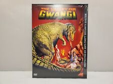 The Valley of Gwangi (DVD, 2003) BRAND NEW