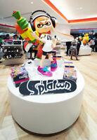 Nintendo TOKYO CROSSING SPLATOON Big Acrylic Key Chain D Limited Edition NEW