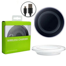 Wireless Charger Charging Pad for Samsung Galaxy S6 G9200 S6 Edge G9250 G925S