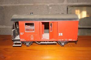 URF33] Lehmann LGB 40520 Baggage 905-150 Kdaai the Dr without Original Box