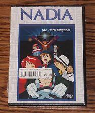 Nadia: Secret of the Blue Water Vol. 2 - The Dark Kingdom (DVD, 2001) BRAND NEW