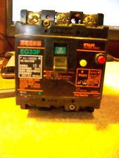 FUJI ELECTRIC CIRCUIT BREAKER EARTH LEAKAGE 15 A