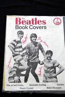 Rare Beatles 1964 Original Beatles Set of 7 Book Covers