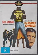 THE YOUNG SAVAGES - BURT LANCASTER - SHELLY WINTERS  - DVD