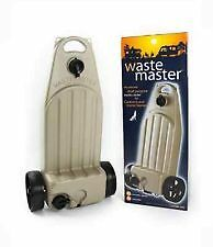 Wastemaster 38L Waste Water Carrier by Aquaroll Motorhome or Caravan Container