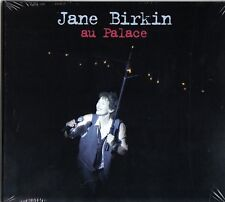Jane Birkin - Au Palace ( CD 2010 ) NEW / SEALED