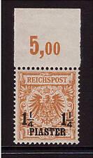 Deutsche Post Türkei, Mi-Nr. 9 ba, postfrisch, geprüft, Attest (20693)