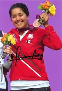 Mariana Avitia - MEX - Olympia 2012 - Bogenschießen - BRONZE - Foto  (3)
