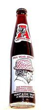 Coca Cola Alabama Crimson Tide Bear Bryant Soda Pop Bottle Tickets Ex Sign Ofr