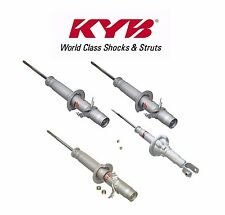 Honda Accord Low Pressure Twin Tube Strut and Shock Absorber Front and Rear Set