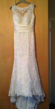 Justin Alexander 8596 Wedding Dress Ivory