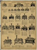 1930 PAPER AD TOYS Cast Iron Stoves Stove Oven Range Musical Instruments Horns
