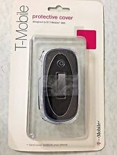 T-Mobile Protective Cover Cell Case For T-Mobile 665 Impact Protection Clear