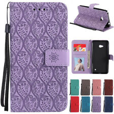 Flip Leather Wallet Card Slot Case Cover For Nokia 3310 3 5 6 Lumia 550 630