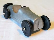 Early Cleveland Specialty Co. Cast Metal CLEVELAND RACER CAR 40's V RARE NICE