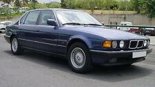 BMW 7 Series E32 735i, 735iL, 740i, 740iL, 750iL 1988-1994 Workshop Manual On Cd