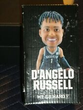 d58e6e988 D ANGELO RUSSELL BROOKLYN NETS LAKERS NEW IN BOX BOBBLE HEAD NIB