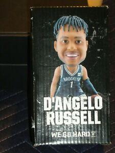 D'ANGELO RUSSELL NEW IN BOX BOBBLE HEAD NIB BOBBLE HEAD MINT