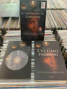 IL FANTASMA DI CORLEONE- EDIZ. RIZZOLI LIBRO + DVD DELUXE EDITION -