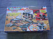 Micro Machines Military Battle Zones Falcon Wing Sky Base Not Complete