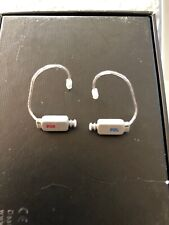 NEW SET OF WIDEX SIZE 0 POWER HEARING AID RECEIVERS