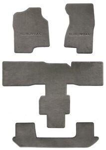 Velourtex Carpet Floor Mats for 2007-2014 Chevrolet Suburban - Choice of Color