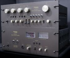 Technics SE-9600, SU-9600, Vor und Endstufe, Japan Legend Vintage