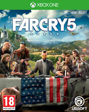 Far Cry 5 Xbox One Authentic Ubisoft 4k Ultra HD