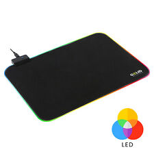 Nova Mauspad S, Mousepad mit LED Beleuchtung, Plug & Play, rutschfest