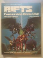 Rifts Conversion Book One #1 Revised Edition Palladium Books Presents RPG