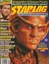 Starlog #190 - Armin Shimerman as Quark in Star Trek: Ds9 cover