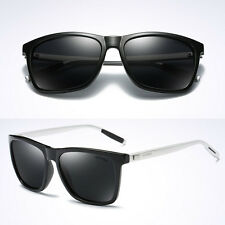 Retro Mens Sunglasses Polarized Driving Aviator Fashion Shades Eyewear Lot