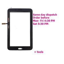 "Samsung Galaxy Tab 3 Lite SM-T113 Black Digitizer Touch Screen Glass 7"" VE Wi-Fi"
