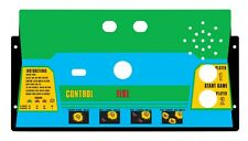 Arcade 1Up Cabinet Galaxian CPO Overlay Deck Protector Sticker