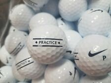 Nike PowerDistance Golf Balls (Practice/Range Ball) BRAND NEW! Box of 90