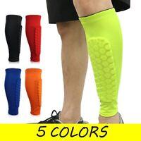 Sport Compression Calf Protection Soccer Football Leg Sleeve Protector Outdoor