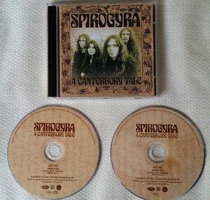 SPIROGYRA A CANTERBURY TALE 2 CD