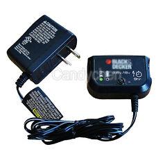 9.6V-18V NiCad Slide Pack Battery Charger For Black & Decker 90592360 90571729
