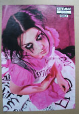 AMY LEE - Evanescence - poster KERRANG - magazine poster press - 12 x 16 inch