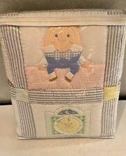 House Of Hatten Nursery Rhyme Baby Blanket