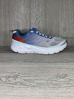 HOKA ONE ONE Women's Clifton 6 Size 9 Comfort Cushioned Athletic Sneakers Blue