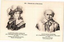 CPA  Histoire de la Révolution-Laréveillére-Lepeaux-Louis Jérome Gohier (227017)