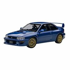 AUTOart 78602 1:18 Subaru Impreza 22B STi version Blue Japan new .