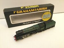 Minitrix 2037 N Gauge 70000 Britannia BR Green (Lot 3)