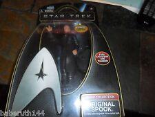 Playmates Figure Star Trek Leonard Nimoy Original Spock Warp Collection & Stand